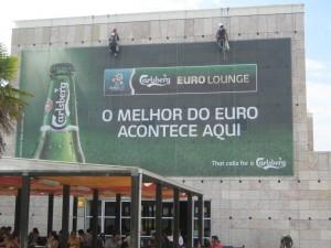 Carlsberg EuroLounge CCB telas