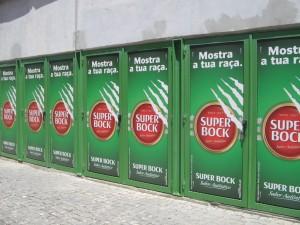 Super Bock Alvalade XXI portas