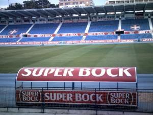 Super Bock Belenenses bancada