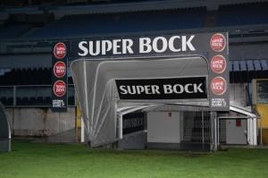 Super Bock Guimaraes tunel